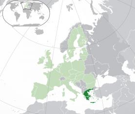 Amplasarea Greciei foto: ro.wikipedia.org
