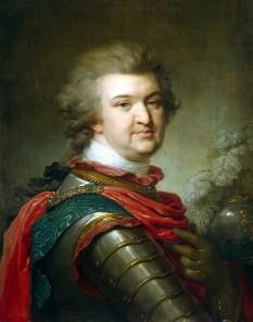 Prințul Grigori Alexandrovici Potiomkin , cunoscut în limba română și ca Potemkin (n. 23/24 septembrie 1739 - d. 5/16 octombrie 1791), general-feldmareșal rus, demnitar al statului și favorit al țarinei Ecaterina a II-a a Rusiei. A murit în timpul unei călătorii de la Iași la Nikolaev. Termenul Potemkiniadă este legat de numele său - foto: ro.wikipedia.org