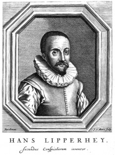 Hans Lippershey (1570 – buried 29 September 1619), also known as Johann Lippershey or Lipperhey, was a German-Dutch spectacle-maker. He is commonly associated with the invention of the telescope, although it is unclear if he was the first to build one - foto: en.wikipedia.org