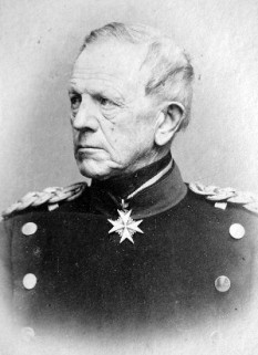 Helmuth Karl Bernhard Graf von Moltke (n. 26 octombrie 1800, Parchim — d. 24 aprilie 1891, Berlin), general prusac, înaintat la gradul de Generalfeldmarschall - foto: ro.wikipedia.org