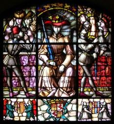 Henric al III-lea (3 octombrie 1379 - 25 decembrie 1406), cunoscut ca Henric cel Bolnav sau cel Infirm, fiul lui Ioan I al Castiliei și a primei sale soții, Eleanora de Aragon și succesorul regelui la coroana Castiliană în 1390 - foto: ro.wikipedia.org