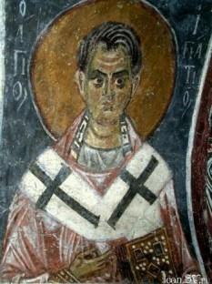 Sfântul Ierarh Ignatie, Patriarhul Constantinopolului - foto: doxologia.ro