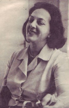 Irina Răchițeanu (cunoscută și ca Irina Răchițeanu-Șirianu, n. 1920, Brăila - d. 15 octombrie 1993), actriță română - foto: ro.wikipedia.org