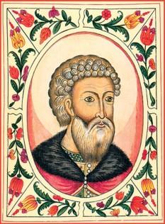 Ivan al III-lea cel Mare (n. 22 ianuarie 1440; d. 27 octombrie 1505), din 1462 până în 1503 suveran a întregii Rusii - foto: ro.wikipedia.org