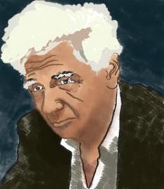 Jacques Derrida (15 iulie 1930 – 8 octombrie 2004), filosof francez născut în Algeria într-o familie de evrei. Este părintele deconstrucției - foto: ro.wikipedia.org