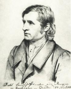 Johan Christian Dahl (cunoscut și ca Johan Christian Klausson Dahl, I.C. Dahl sau J.C. Dahl, n. 24 februarie 1788, d. 14 octombrie 1857), pictor norvegian - foto: ro.wikipedia.org