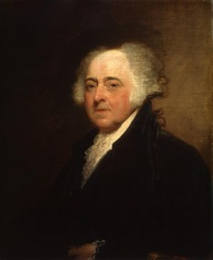 John Adams (n. 30 octombrie 1735 - d. 4 iulie 1826), primul vicepreședinte (între 1789 - 1797) și al doilea președinte al Statelor Unite ale Americii (între 1797 - 1801) foto: ro.wikipedia.org
