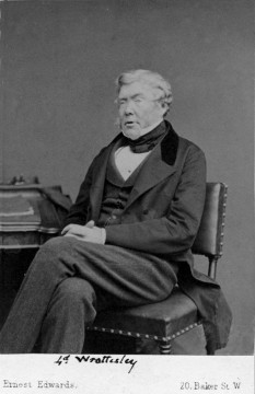 John Wrottesley, 2nd Baron Wrottesley FRS FRAS (5 August 1798 – 27 October 1867) was an English astronomer foto: en.wikipedia.org