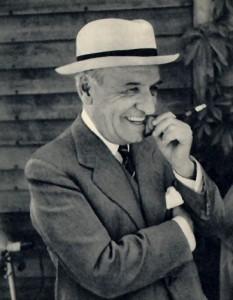 José Ortega y Gasset (n. 9 mai 1883; d. 18 octombrie 1955) filosof s,paniol - foto: ro.wikipedia.org