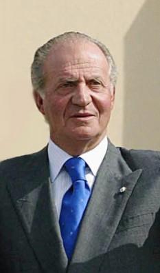 Juan Carlos I de Bourbon (n. 5 ianuarie 1938, Roma), rege al Spaniei din 22 noiembrie 1975 până pe 19 iunie 2014, conform constituției Spaniei, care îl recunoaște ca simbol de unitate națională și legitim moștenitor al dinastiei istorice foto: ro.wikipedia.org