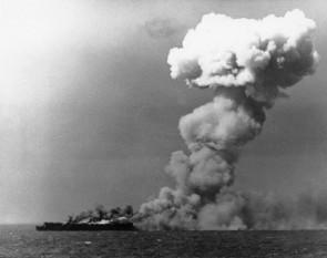 23 octombrie 1944: Bătălia din Golful Leyte