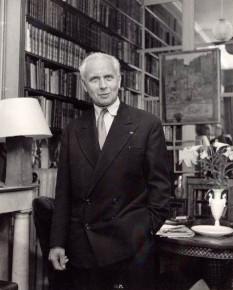 Louis Aragon (n. 3 octombrie 1897, Paris - d. 24 decembrie 1982, Paris), pseudonimul literar al lui Louis-Marie Andrieux, poet și scriitor francez - foto: ro.wikipedia.org