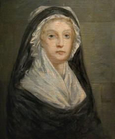 Maria Antonia Iosefa Iohanna de Habsburg-Lorena (n. 2 noiembrie 1755 - d. 16 octombrie 1793), cunoscută în istorie sub numele de Maria Antoaneta), s-a născut arhiducesă de Austria, mai târziu devenind regină a Franței și a Navarei - foto (Maria Antoaneta în 1793 Ulei pe pânză de Kucharski): ro.wikipedia.org