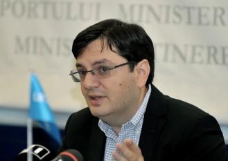 Nicolae Bănicioiu, ministrul Sănătăţii - foto: Florin Eşanu/Epoch Times