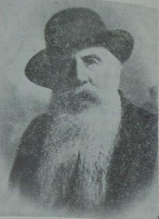 Nicolae Teclu (n. 18 octombrie 1839, Braşov - d. 13/26 iulie 1916, Viena, Austria), chimist român, care a dat numele tipului de arzător (bec), Arzător Teclu - foto: ro.wikipedia.org