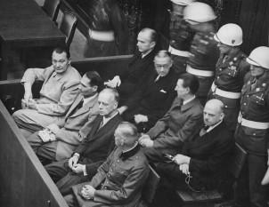 Procesul de la Nuremberg - foto: ro.wikipedia.org
