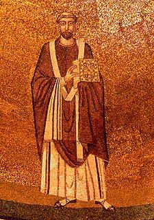 Papa Simachus s-a fost născut la o dată incertă în Sardinia; tatăl său a fost Fortunas. A fost botezat la Roma și a devenit arhidiacon în timpul Papei Anastasie al II-lea. A fost papa intre 22 Noiembrie 498  si 19 iulie 514 - foto: ro.wikipedia.org