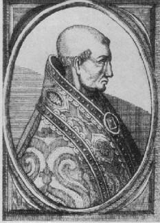 Papa Urban al IV-lea, papă al Romei. De origine franceză, pe numele laic Jacques Pantaleon, păstorește Sfântul Scaun între 1261-1264 - foto - ro.wikipedia.org