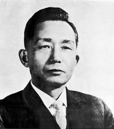 Park Chung-hee (n. 14 noiembrie 1917; d. 26 octombrie 1979), general în armata Coreei de Sud și președinte al țării din 1961 până în 1979. A industrializat Coreea de Sud în scopul de a dezvolta exporturile - foto: ro.wikipedia.org