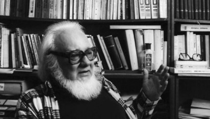 Paul Goma (n. 2 octombrie 1935, Mana, Vatici, județul Orhei, România), scriitor și militant anticomunist român, stabilit la Paris - foto: historia.ro