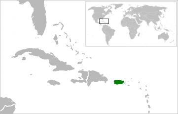 Amplasarea Puerto Rico - foto: ro.wikipedia.org