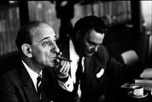 Raymond Claude Ferdinand Aron (n. 14 martie 1905, Paris - d. 17 octombrie 1983, Paris), filosof, sociolog și politolog evreu francez - foto: ro.wikipedia.org