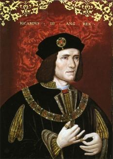 Richard al III-lea (2 octombrie 1452 - 22 august 1485), rege al Angliei, din 1483 până la moartea sa - foto - ro.wikipedia.org