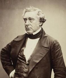 Robert Stephenson (n. 16 octombrie 1803 la Wallsend - d. 12 octombrie 1859 la Londra), inginer feroviar englez din perioada de pionierat a căilor ferate - foto: ro.wikipedia.org