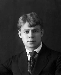 Serghei Alexandrovici Esenin, (n. 3 octombrie 1895, d. 27 decembrie 1925), poet liric rus celebru - foto: ro.wikipedia.org