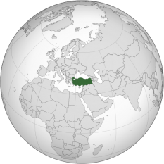 Amplasarea Turciei foto: ro.wikipedia.org