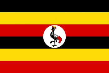 Drapelul Republica Uganda - foto: ro.wikipedia.org