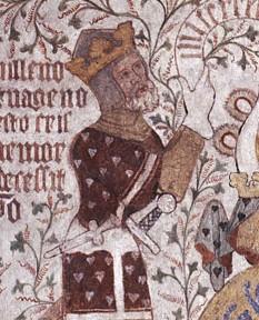 Valdemar al IV-lea (1320 - 24 octombrie 1375), regele Danemarcei din 1340 până în 1375 - foto: ro.wikipedia.org