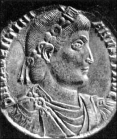 Flavius Valentinianus (321 - 17 noiembrie 375), împărat roman (364 - 375) foto: ro.wikipedia.org