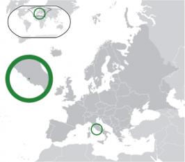 Amplasarea Vaticanului - foto: ro.wikipedia.org