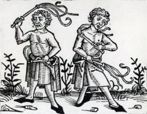 1349: Papa Clement al VI-lea interzice flagelarea - foto: ro.wikipedia.org