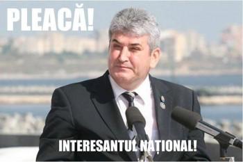 Cerem DEMISIA lui Gabriel Oprea din Guvern! - foto: facebook.com
