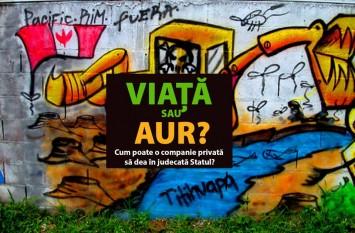 El Salvador: Viață sau aur? Invitat: Bernardo Belloso // București Speakers' Tour - foto: facebook.com