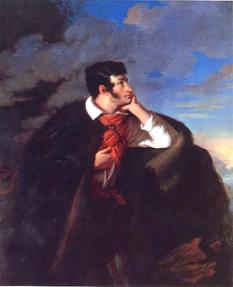 Adam Bernard Mickiewicz (n. 24 decembrie 1798, Zaosie - d. 26 noiembrie 1855, Istanbul), poet și scriitor polonez și luptător pentru independența și reîntregirea patriei natale - foto - portretul lui Mickiewicz, de Walenty Wańkowicz (1828): ro.wikipedia.org