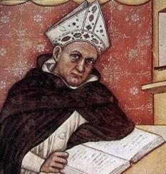 Albertus Magnus sau Albert cel Mare s-a născut în 1195, în Lauingen, Șvabia. A murit la Köln în 1280. Este unul din cei mai reprezentativi filosofi creștini ai Evului Mediu, călugăr dominican realist, profesor al lui Toma din Aquino și al lui Pedro Hispano, viitor papă Ioan al XXI-lea -  foto: ro.wikipedia.org