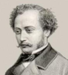"Alexandre Dumas (zis și Dumas-fils, ""fiul"") (n. 27 iulie, 1824, Paris - d. 27 noiembrie 1895, Marly-le-Roi), romancier și dramaturg francez, fiul lui Alexandre Dumas - foto: ro.wikipedia.org"