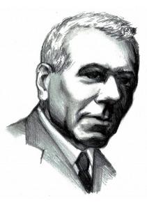 Alexandru Piru (n. 22 august 1917, jud. Bacău - d. 1993, Bucureşti) a fost un critic şi istoric literar român, profesor de literatură la Facultatea de Litere a Universităţii din Bucureşti. A fost senator român în legislatura 1990-1992 ales în Bucureşti pe listele partidului FSN - foto: ro.wikipedia.org