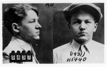 Lester Joseph Gillis (December 6, 1908 – November 27, 1934), known under the pseudonym George Nelson, was an American bank robber in the 1930s - foto: cersipamantromanesc.wordpress.com