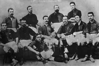 FC Barcelona în 1903 - foto: ro.wikipedia.org