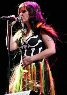 Björk Guðmundsdóttir (n. 21 noiembrie 1965), cântăreață, compozitoare, actriță și producătoare de muzică islandeză - foto: ro.wikipedia.org