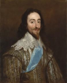 Carol I al Angliei (engleză Charles I of England) (n. 19 noiembrie 1600 – d. 30 ianuarie 1649), rege al Angliei, Scoției și Irlandei din 27 martie 1625 până la execuția sa din ianuarie 1649 - in imagine, Charles I (Daniel Mytens) - foto: ro.wikipedia.org
