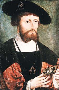 Christian al II-lea (1 iulie 1481 – 25 ianuarie 1559) a fost rege al Danemarcei, Norvegiei (1513-1523) şi al Suediei (1520-1523) în timpul Uniunii de la Kalmar. Christian s-a născut la Castelul Nyborg ca fiu al regelui Hans al Danemarcei şi a reginei Christina de Saxonia. I-a succedat tatălui său ca rege al Danemarcei şi Norvegiei iar mai târziu a fost succedat de unchiul său, Frederick I al Danemarcei - foto: ro.wikipedia.org