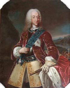 Christian al VI-lea (n. 30 noiembrie 1699 – 6 august 1746), rege al Danemarcei și al Norvegiei din 1730 până în 1746 - foto: ro.wikipedia.org