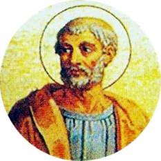 Papa Clement I, în general este cunoscut cu numele de Clement din Roma, sau Clement Romanul, a fost unul dintre Părinții Apostolici, al patrulea Papă și Episcopul Romei, din anul 88 până în 97 - foto: en.wikipedia.org