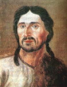 Ion Oargă, poreclit Cloșca, a fost împreună cu Horea și Crișan lider al răscoalei de la 1784. foto: ro.wikipedia.org