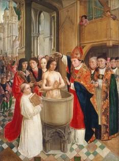 Botezul lui Clovis - foto: ro.wikipedia.org